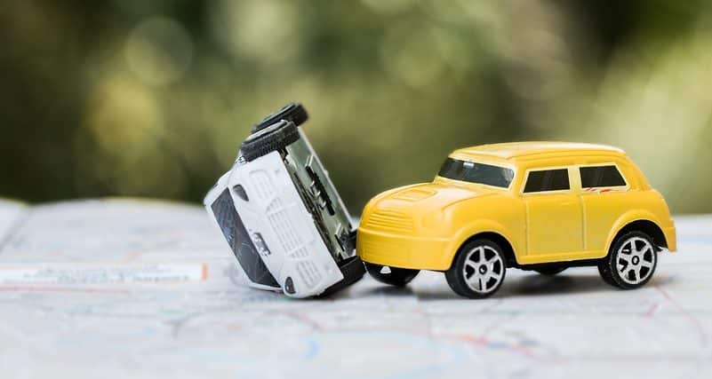 Top Car Wreck Causes and How to Avoid Them
