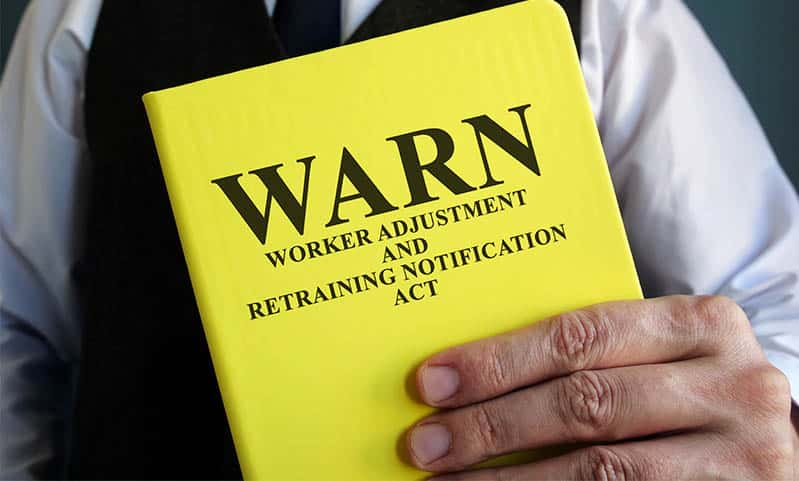 Does the WARN Act Protect Laid-Off Coronavirus Employees?