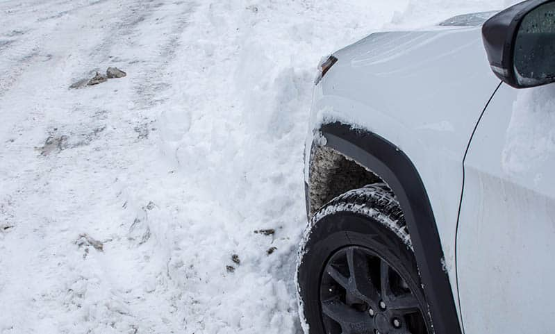 Self-Driving Cars? Not Yet, Says NHTSA. Winter Driving Tips