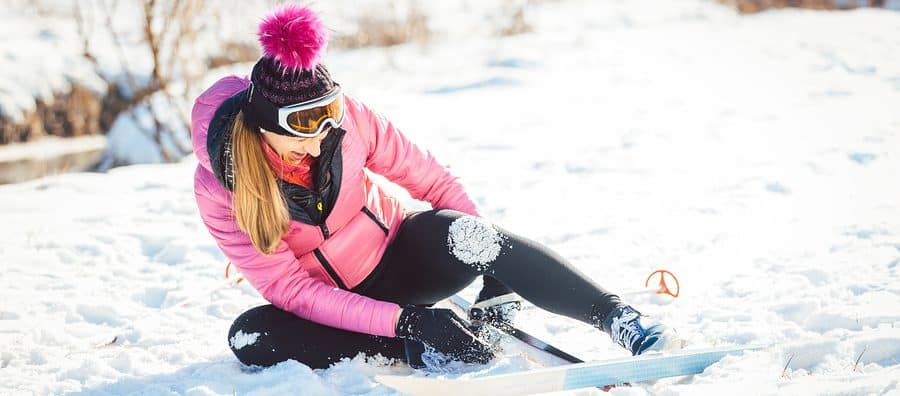 Common Ski Injuries to be Aware of This Winter