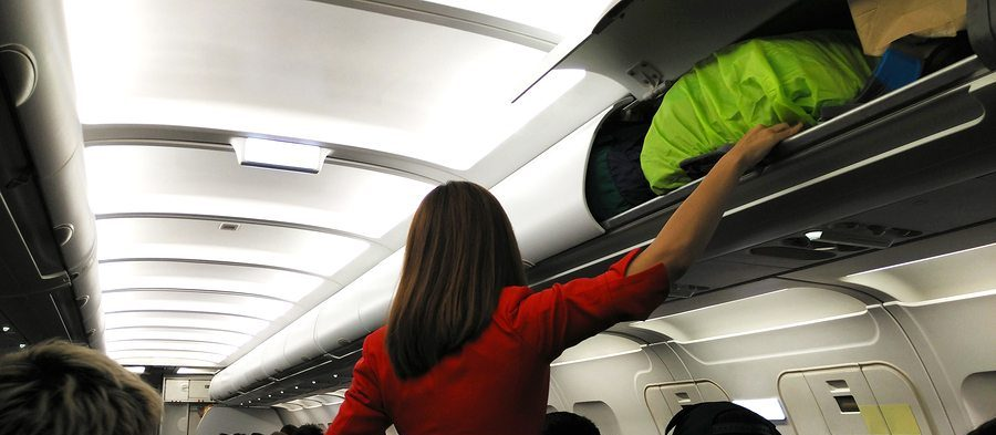 Four Risks of Airplane Travel You May Not Have Thought About