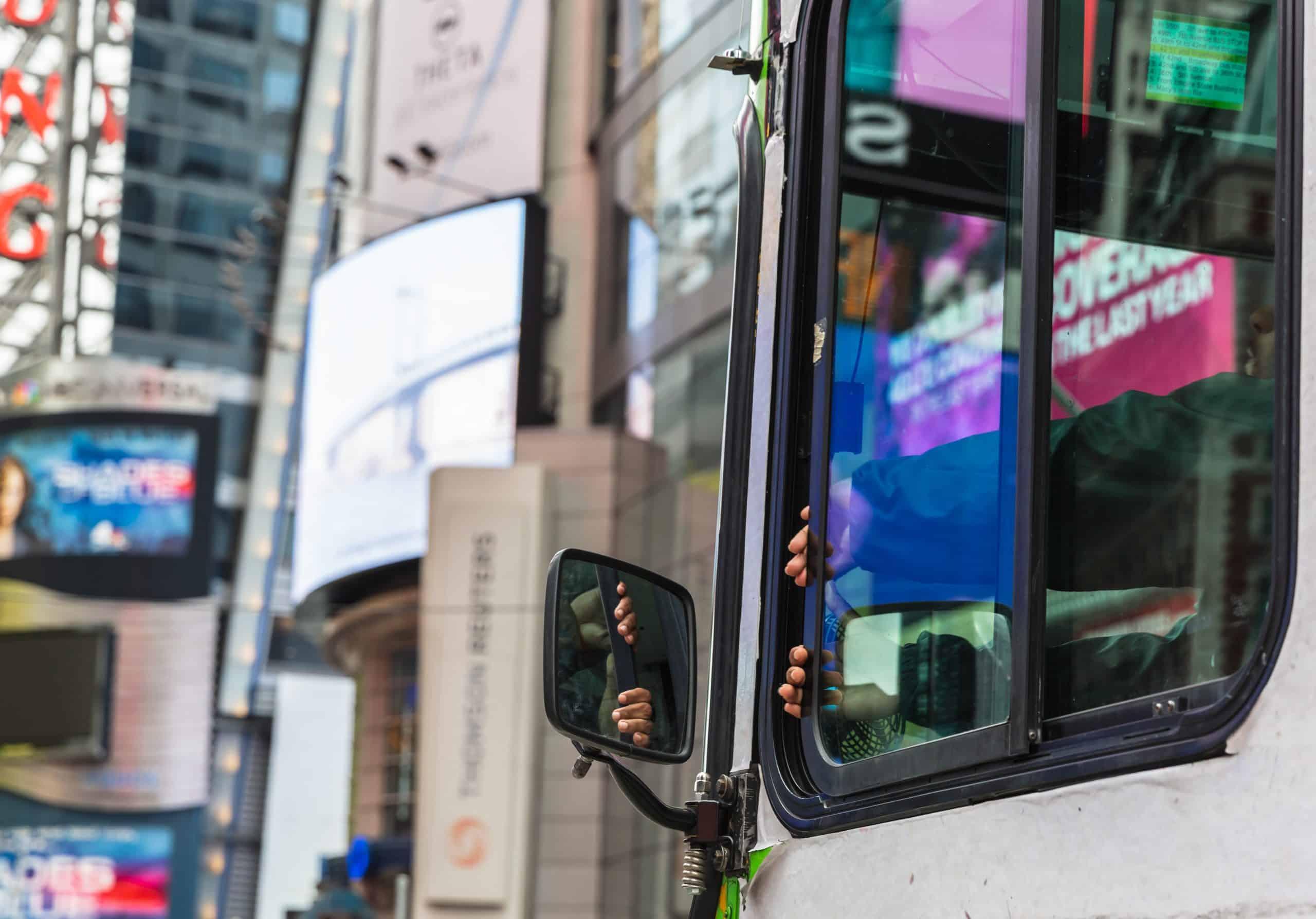 Drunken Long Island Bus Driver Causes Multiple Wrecks