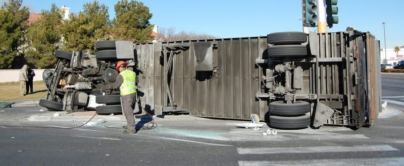 Legal Responsibility In Large Truck Crashes