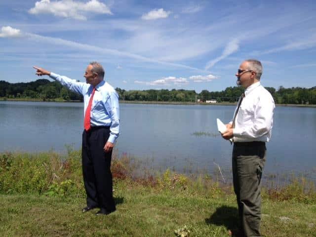 Officials Call On DoD PFOS Water Sampling In Newburgh