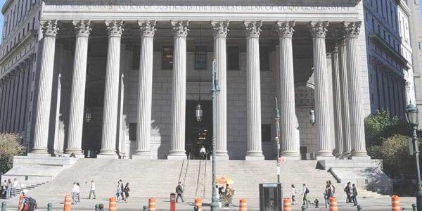 Coronavirus Triggers Partial Judicial Shutdown