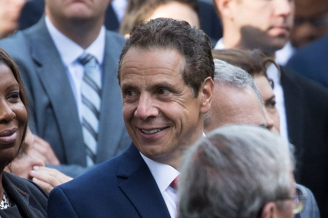 Cuomo signs law that aids responders with 9/11 illnesses