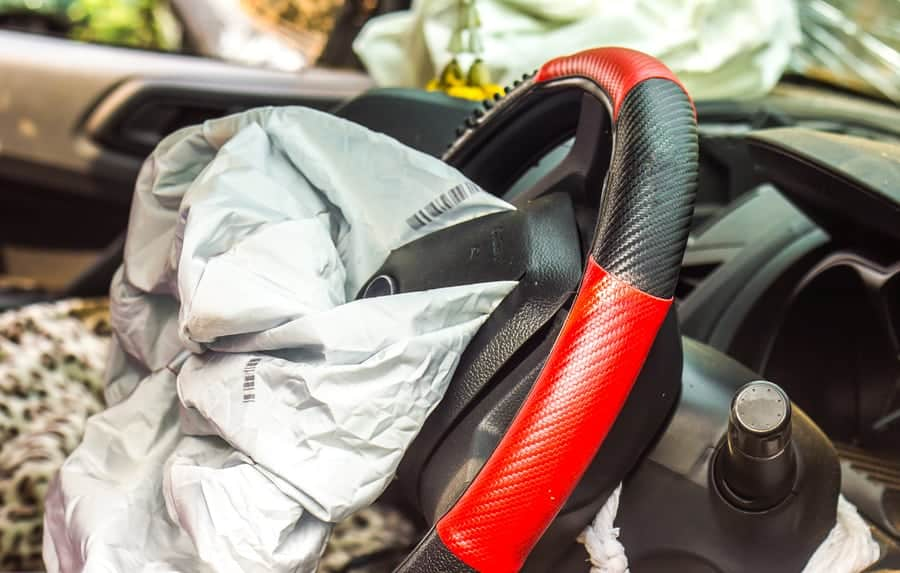 A Car With A Deadly Airbag May Be In Your Driveway
