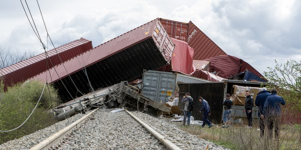 Causes of Railway Accidents