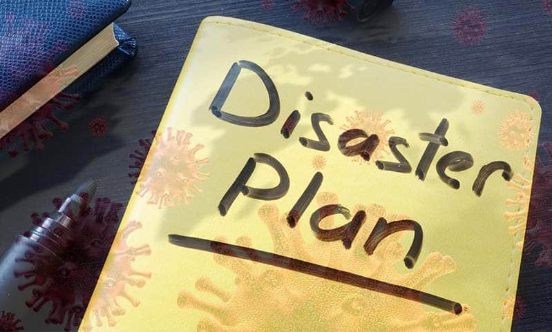 Does Your Disaster Plan Account for COVID-19?