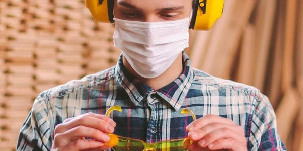 Eye Protection and Injury Prevention in the Workplace
