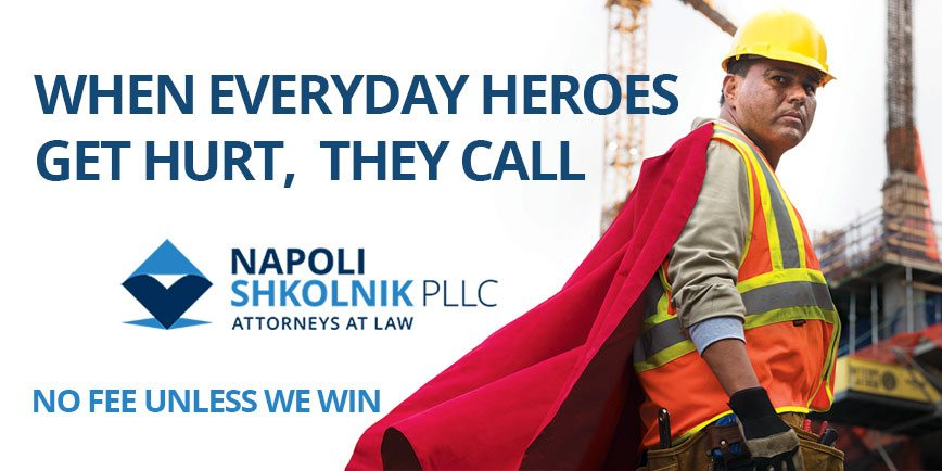 When Everyday Heroes get hurt, they call Napoli Shkolnik