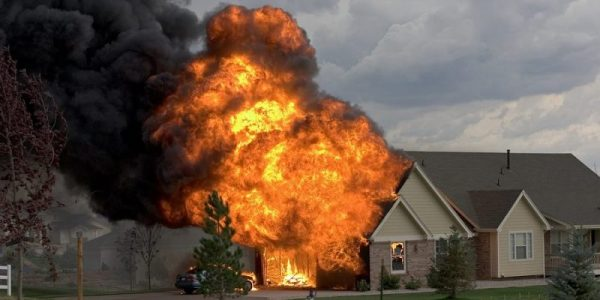 The Six Most Common Causes of House Fires