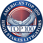 America's Top 100 High Stakes Litigators