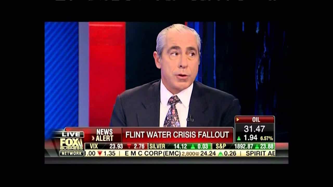 Hunter Shkolnik on Flint Michigan Water Crisis · Napoli