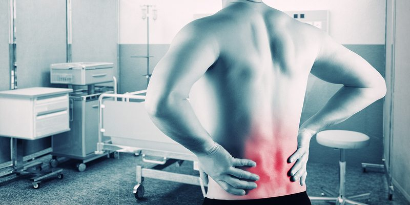 Acute Back Pain and Debilitating, Chronic Pain