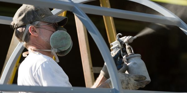 Breathing Paint and Glue Fumes Could Lead to Benzene Poisoning