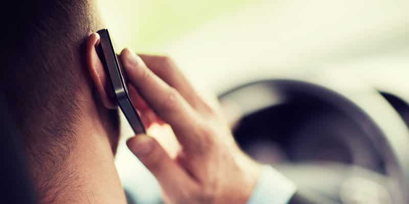 Distracted Driving as Dangerous as Drunk Driving