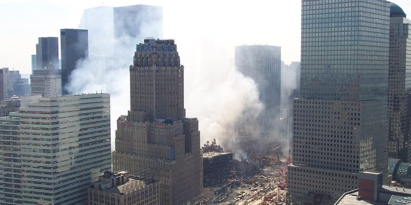 Deadly Chemicals in Air After Attack on World Trade Center