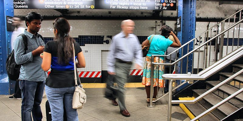 Subway Accidents in New York City