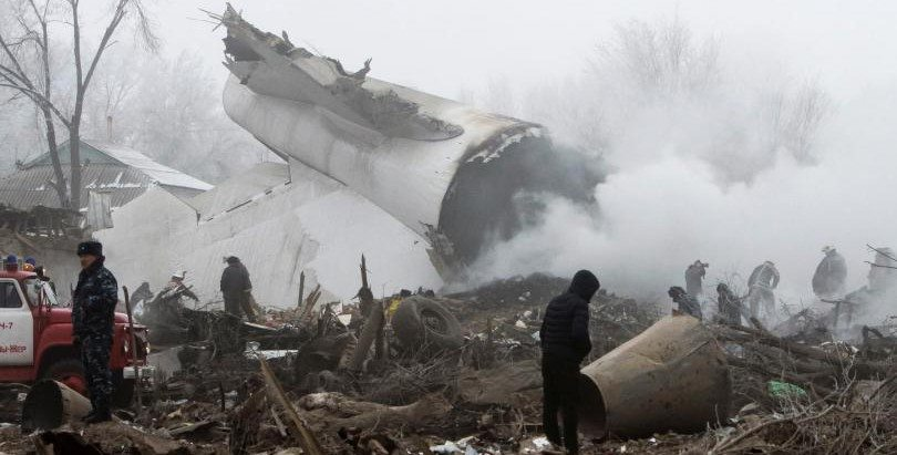 Investigators should not jump to conclusions on Kyrgyzstan Boeing 747 Cargo Plane Crash