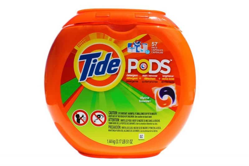 Legal Issues Regarding The 'Tide Pod Challenge'