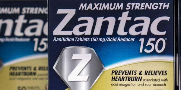 FDA Demands Zantac Recall