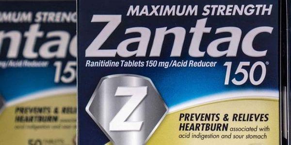 FDA Demands Zantac Recall